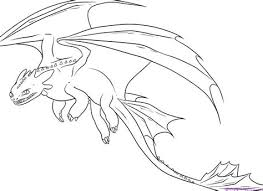 Dragons Race To The Edge Coloring Pages Razorwhip Glance By