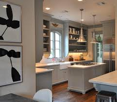 painted gray kitchen cabinetsGrey Green Kitchen Cabinets  Bedroom and Living Room Image