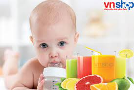 Tất tần tật về cách làm nước ép trái cây cho bé - Tin Tức VNShop