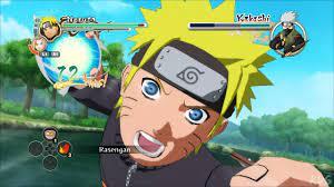 Naruto Shippuden: Ultimate Ninja Storm 2 Gameplay (PS5 UHD) [4K30FPS] -  YouTube