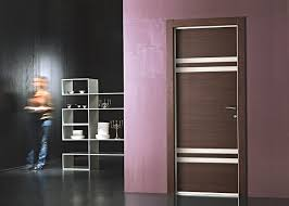 Perfect Modern Door Designs View In Gallery Wood And Metal Models Ideas