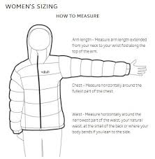 Jacket Length Chart Rab Size Charts Clothing Complete Outdoors Nz