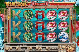 Koi Gate Slot Machine - Play Online Free Slots by Habanero