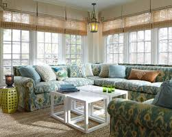 Sunroom window treatments with enchanting style for sun rooms design and  decorating ideas 16