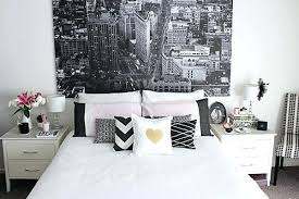 Black White And Gold Bedroom Black And White Themed Bedroom Ideas ...
