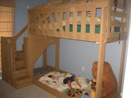 diy kids loft bed plans