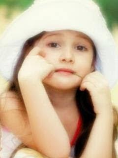 sher cute baby