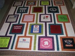 200 best images about Quilts on Pinterest   Quilting ideas, Quilt ... & Cool idea. KeepsakeSewing: T-shirt quilt for graduation Adamdwight.com
