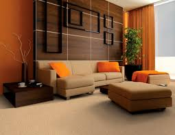 burnt orange and brown living room. Lovely Burnt Orange And Brown Living Room Ideas