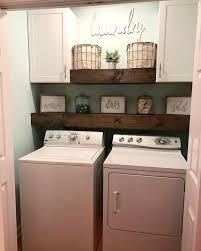 30 small laundry room decoration ideas