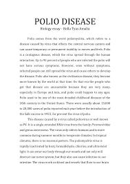 biology essay polio disease<br >biology essay rolla tyas a a<br