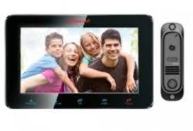 <b>Комплект</b> цветного видеодомофона <b>TOR</b>-<b>NET TR</b>-<b>29M B</b>/<b>414Bl</b>