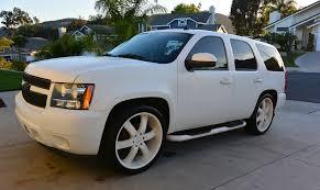 Rob Dyrdek's Old Chevrolet Tahoe For Sale on eBay | Celebrity Cars ...