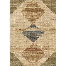 orian rugs eastern plain beige indoor novelty area rug common 5 x 8