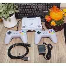 Máy Chơi Game 4 Nút GameStation HDMI 628 trò nes+20 trò ps1 chính hãng  499,000đ