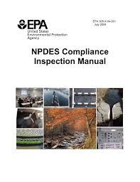 Npdes Compliance Inspection Manual