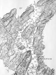 Tide Chart Kennebec River Bath Maine Fitz Henry Lane Maine Locales Buildings Historical