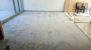 best way to remove adhesive from concrete ceramic tile adhesive removal removing vinyl from concrete floor