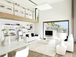 Interior Design For Living Room And Kitchen Black And White Contemporary Interior Design Ideas For Your Dream