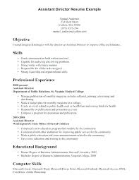 How To Write Key Skills In Resume Qualifications For Examples Skill