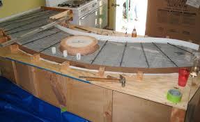 diy cement countertops cost diy ideas