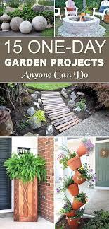 Small Picture Best 25 Garden ideas diy ideas on Pinterest Diy yard decor