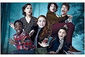 Stranger Things Eleven Mike Will Dustin Max Lucas Being Funny 8 x 10 Inch  Photo at Amazon's Entertainment Collectibles Store
