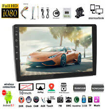 <b>Android 10</b>-12.9 in Screen Car Stereos & Head Units | eBay