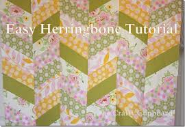 45 Free Easy Quilt Patterns - Perfect for Beginners - Scattered ... & Quick Herringbone Quilt Tutorial ... Adamdwight.com