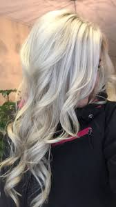 Platinum Blonde Hairstyles With Highlights