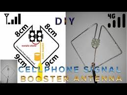 cell phone signal booster is simple and