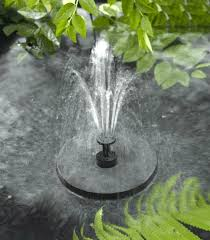 Solar Water Features For Gardens Uk Solar Powered Water Features Solar Powered Water Feature With Lights