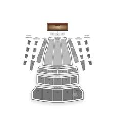 Pacific Northwest Ballet Seating Chart