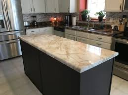 instant l and stick riviera white marble counter top contact paper vinyl laminate self adhesive overlay countertop update