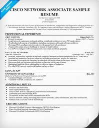 20 Entry Level Network Engineer Resume