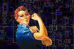 Image result for women technology