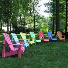 tall adirondack chairs cushions purple pine all weather outdoor painting plastic custom painted recycled folding composite lawn milk carton chair