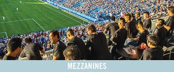 Premium Mezzanines Montreal Impact