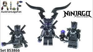 Lego Ninjago 853866 Oni Battle Pack Accessory Set 2019 Speed Build - YouTube