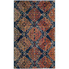 large size of orange and blue area rug or burnt orange and blue area rug with