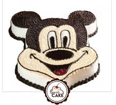 mickey mouse cake at rs 1699 piece