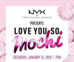 nyx makeup presents love you so mochi