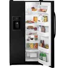 Ge Appliance Service Center Gear Energy Starar 253 Cu Ft Side By Side Refrigerator With