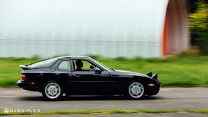 20k Mile 1989 Porsche 944 Turbo