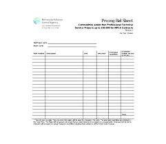 Sample Bid Letters Professional Bid Template Janitorial Bid Template Cleaning Proposal
