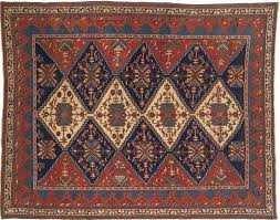 classic coloured afshar carpet