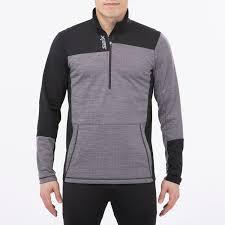 Swix Mens Nybo 1 2 Zip Sweater