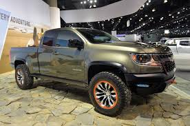Knowledge Is Power: The Colorado ZR2 And All Its Secrets - Chevy ...
