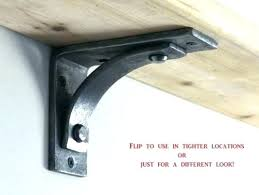 architecture wrought iron corbels for granite brilliant metal support legacy bracket i like styli brillian