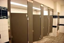 Fine School Bathroom Wonderful Stall Door Designs On Impressive Design